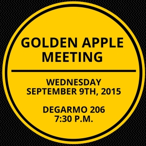 golden apple meeting