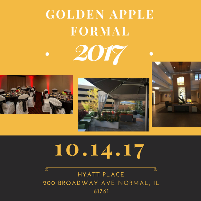 Golden Apple Formal
