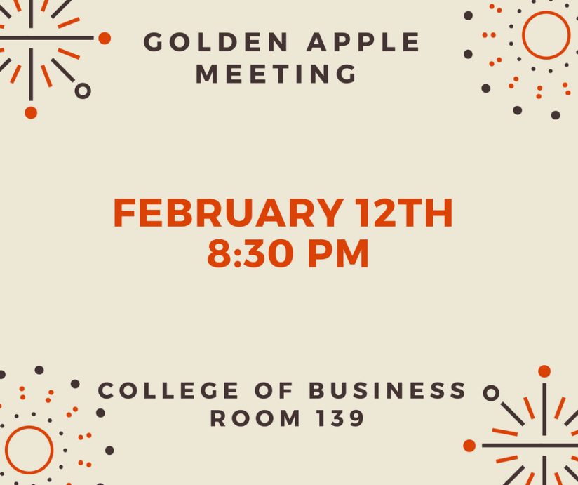 Golden Apple Meeting 2